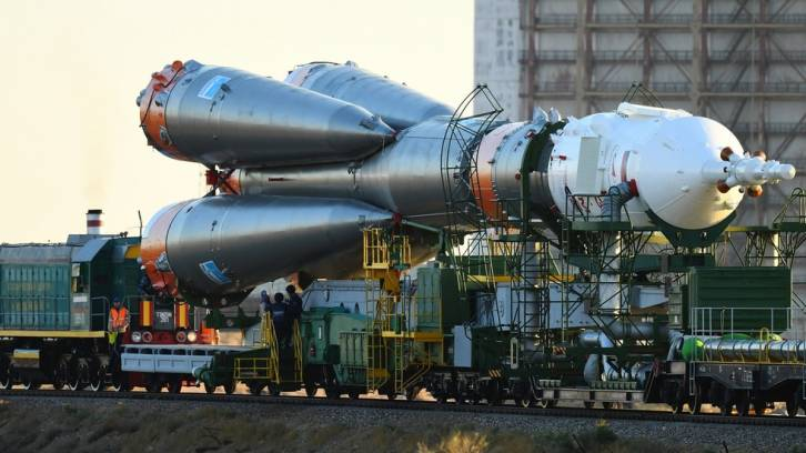 The U.S. Paid Russia $4 Billion To Take Astronauts To And From The ISS