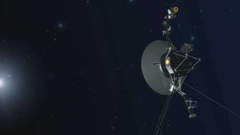 Voyager 2 Sets It Foot Into The Interstellar Medium